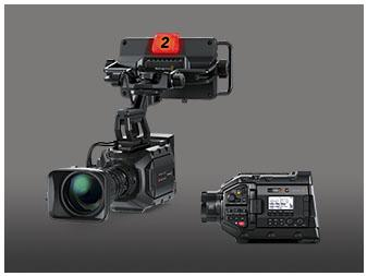 Камера Blackmagic URSA Broadcast